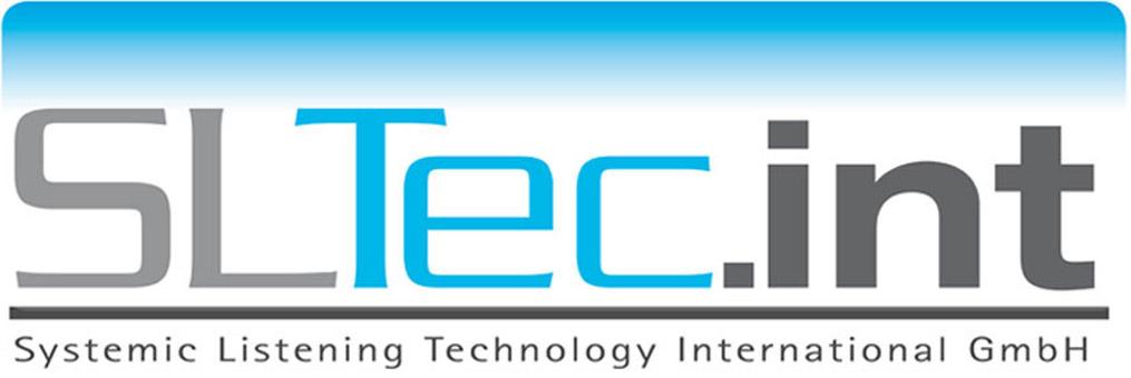 Willkommen bei SLTec.int GmbH